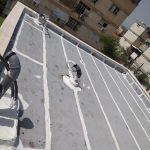 איך אוטמים גג רעפים?